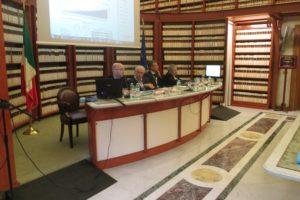 Intervento di Angelo Paletta alla Biblioteca della Camera dei Deputati