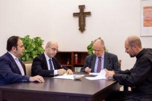 Accordo tra Pontificio Ateneo Sant'Anselmo e Rete di Imprese SIN